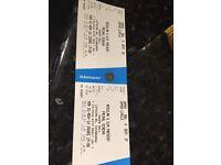 2 Primal scream concert tickets - Monday 21st November in Edinburgh
