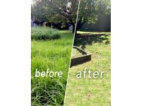 🌹 Gardening services -Local gardener- Tidy up- Garden leaf clearance -Lawn Mowing -Grass cutting