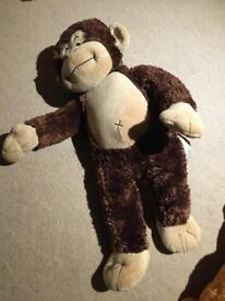 Build a bear workshop monkey