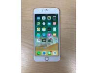 Apple iPhone 6s Plus Rose Gold 16gb Mobile Phone Locked EE