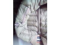 Schott puffa jacket