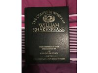 The Complete Works of William Shakespeare - Cambridge University Press