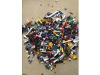 5kg genuine Lego brick bundle