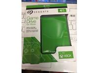 Seagate 4tb game drive for Xbox