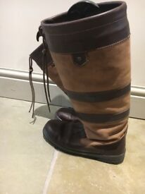 Dubarry Boots 7.5