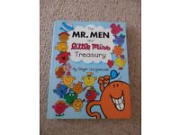 The Mr Men & Little Miss Treasury Book, hard back, large, brand new.