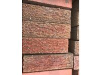 Ibstock Manorial mix red brick