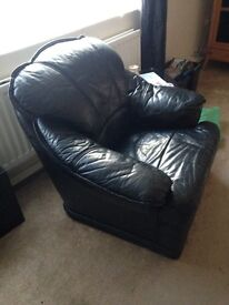 3seater sofa and 2chairs