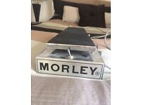 Morley Power Wah Fuzz Vintage Pedal