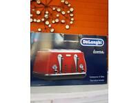 New De'Longhi Icona toaster