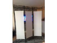 Ikea ROOM DIVIDER - Changing screen -