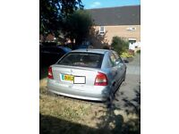 2002 Silver Vauxhall Astra LA16v 5 Door Hatchback Breaking For Spares & Repairs