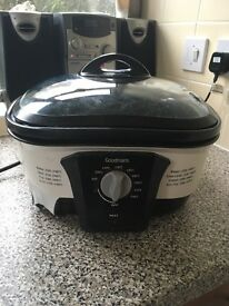 Goodmans 8 in 1 multicooker used but good condition