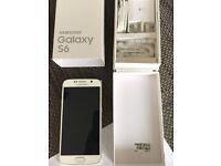 Samsung Galaxy S6 SM-G920F - 32GB - Gold Platinum