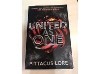 United As One Book - Urgent sale - moving to Australia in 2 weeks!
