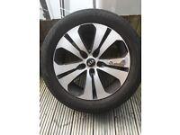 """KIA Sportage 18"""" Alloy Wheel"""