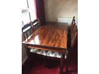Homebase Dining table