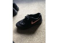 Mens nike air max running trainers
