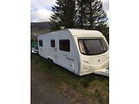 Avondale Argente 650/6 2006 twin axle touring caravan