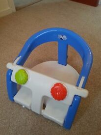 Jane fluid baby/toddler bath seat