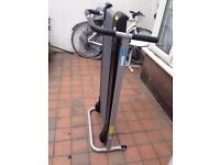 Opti Non-Motorised Folding Treadmill with original box, nearly new and very good function