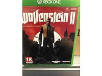 Wolfenstein 2 Xbox one