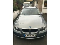 £4,995 BMW 3 SERIES 2.0 318i SE Touring 5dr 68,335 miles full leather interior automatic