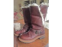 Ladies CATERPILLAR Boots size 4 CHUDLEIGH SOLD