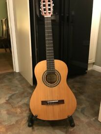 Fender MC-1 3/4 Nylon String Classical Guitar