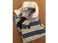 Boys jasper Conran rugby top size 4-5 years - excellent condition