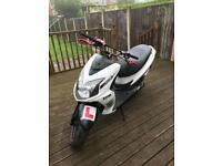 Sym jet 4 50 Moped Scooter