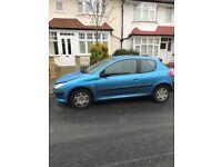 Peugeot 206 Look Spares or Repairs