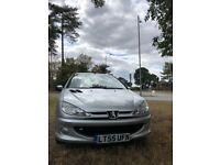 Peugeot 206 2005(55) REG 1.1 LITRE 32,000 MILES ONLY!!!!!!! BARGAIN £899