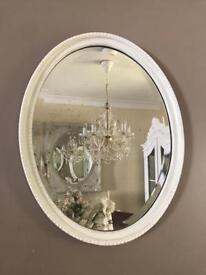 Shabby Chic Vintage Mirror
