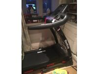 Nearly new/barely used Reebok One GT40S treadmill