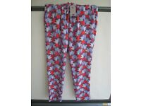 Tu patterned trousers new size 12