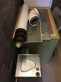 Potterton Boiler - Promax 15/2 HE Plus *nearly new parts*