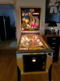 Bally op pop pop pinball machine
