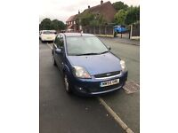 Ford Fiesta Ghia 4 door 86k good condition leather seats £1250 12 mths mot or £1100 without mot