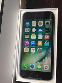 iPhone 6 s black bar and new never been used Vodafone network