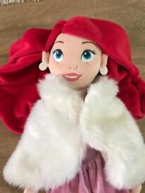 Disney Store Soft Ariel from the Little Mermaid