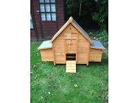 Nearly New Chicken Coop for sale
