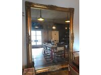 Huge Decorative Mirror