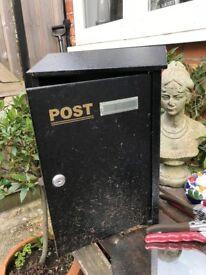 Outdoor Wall Mountable Post Box