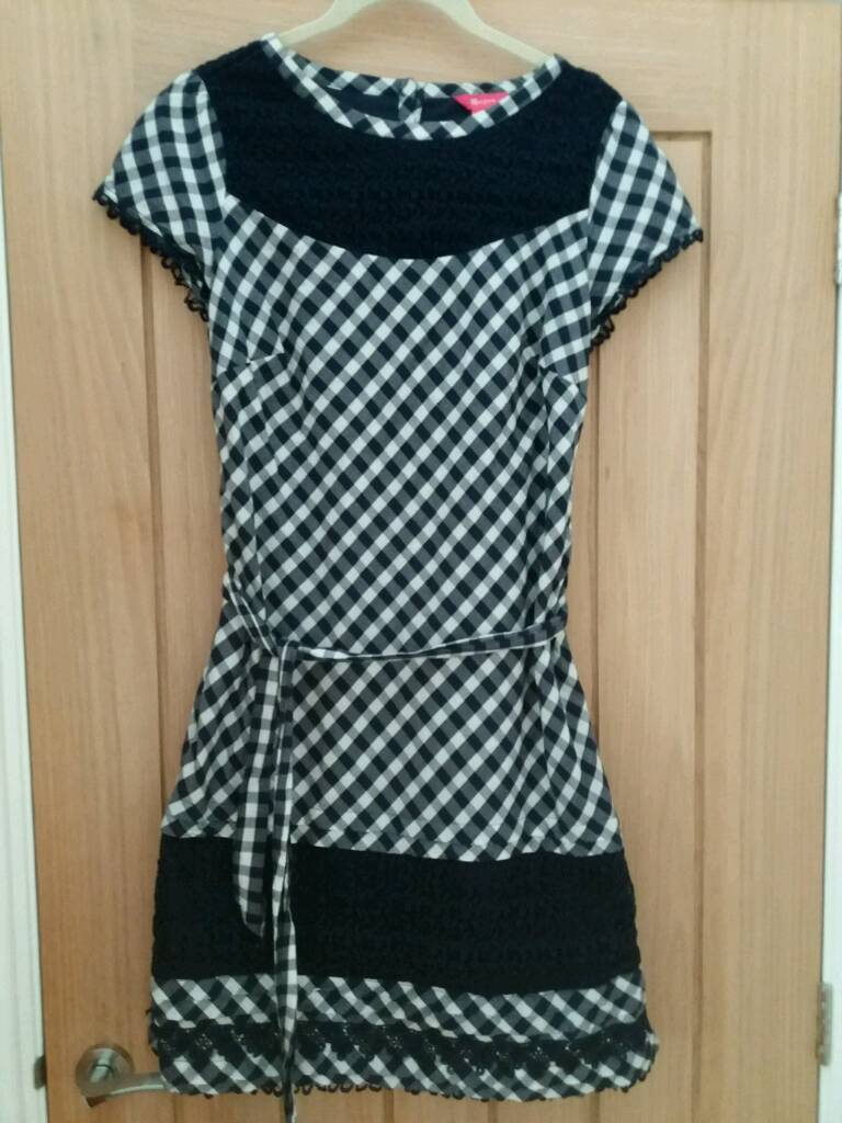 Monsoon Dress size 12 (used, in good condition)