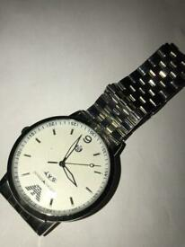 b16063d39e86 Emporio Armani mens watch men s watch not Rolex
