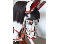 Antique Vintage hand crafted Rocking Horse