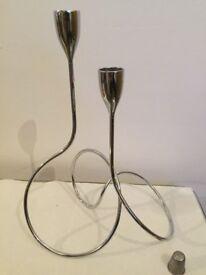 Scandinavian vintage candlestick