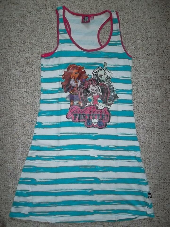 Neues Monster High Kleid Gr. 164