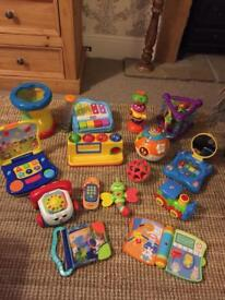 Electronic baby bundle all in excellent condition